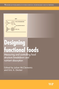 Cover image for Designing Functional Foods