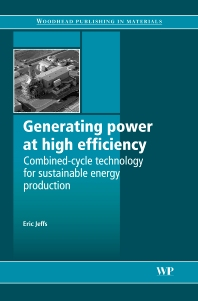Generating Power at High Efficiency - 1st Edition - ISBN: 9781845694333, 9781845694548