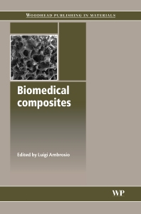Cover image for Biomedical Composites