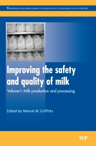 Cover image for Improving the Safety and Quality of Milk