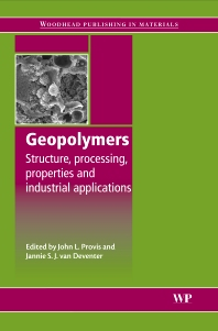 Cover image for Geopolymers