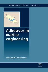Cover image for Adhesives in Marine Engineering