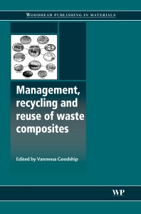 Cover image for Management, Recycling and Reuse of Waste Composites