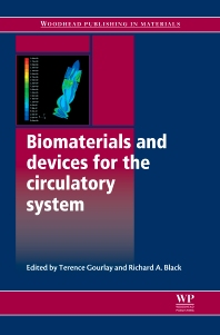 Cover image for Biomaterials and Devices for the Circulatory System