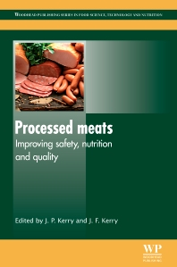 Processed Meats - 1st Edition - ISBN: 9781845694661, 9780857092946