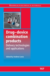 Cover image for Drug-Device Combination Products