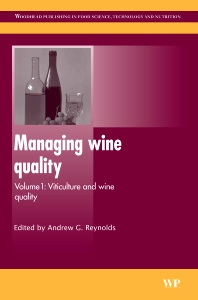 Cover image for Managing Wine Quality
