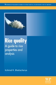 Cover image for Rice Quality