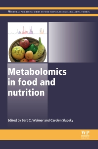 Cover image for Metabolomics in Food and Nutrition