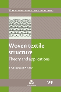 Cover image for Woven Textile Structure