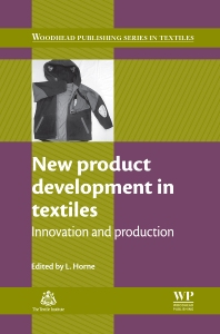 Cover image for New Product Development in Textiles
