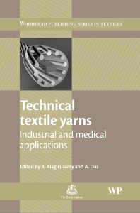 Cover image for Technical Textile Yarns