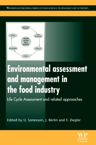 Environmental Assessment and Management in the Food Industry - 1st Edition - ISBN: 9781845695521, 9780857090225