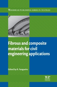Cover image for Fibrous and Composite Materials for Civil Engineering Applications