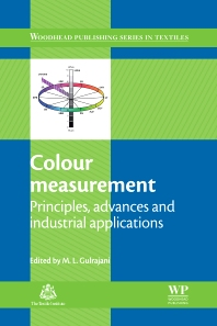 Cover image for Colour Measurement