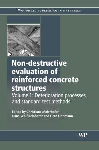 Cover image for Non-Destructive Evaluation of Reinforced Concrete Structures