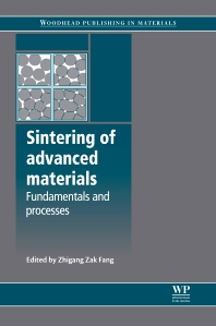 Cover image for Sintering of Advanced Materials