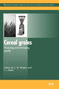 Cereal Grains - 1st Edition - ISBN: 9781845695637, 9781845699529
