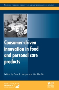 Cover image for Consumer-Driven Innovation in Food and Personal Care Products