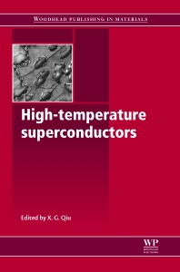 Cover image for High-Temperature Superconductors