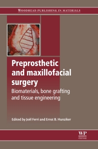 Cover image for Preprosthetic and Maxillofacial Surgery