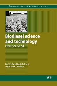 Cover image for Biodiesel Science and Technology
