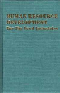 Cover image for Human Resource Development