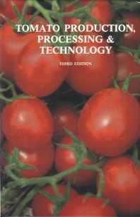 Tomato Production, Processing and Technology - 1st Edition - ISBN: 9781845695996, 9781845696146