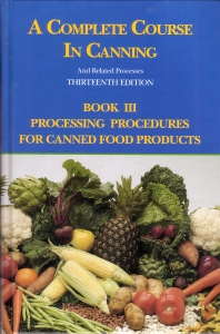 Cover image for A Complete Course in Canning and Related Processes