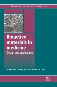 Cover image for Bioactive Materials in Medicine