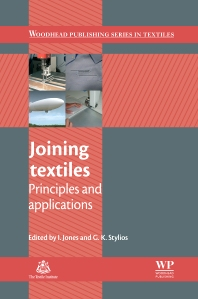 Joining Textiles, 1st Edition,I Jones,G K Stylios,ISBN9781845696276