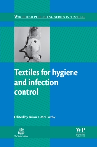 Cover image for Textiles for Hygiene and Infection Control