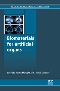 Cover image for Biomaterials for Artificial Organs