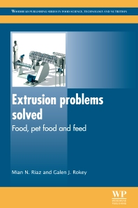 Cover image for Extrusion Problems Solved