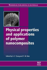 Cover image for Physical Properties and Applications of Polymer Nanocomposites