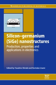 Cover image for Silicon-Germanium (SiGe) Nanostructures