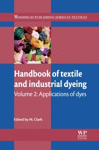 Cover image for Handbook of Textile and Industrial Dyeing