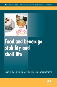 Cover image for Food and Beverage Stability and Shelf Life