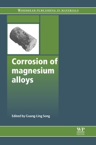 Cover image for Corrosion of Magnesium Alloys