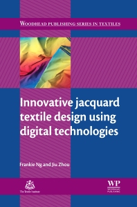 Cover image for Innovative Jacquard Textile Design Using Digital Technologies