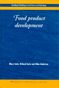 Cover image for Food Product Development