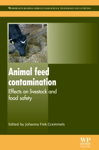 Animal Feed Contamination, 1st Edition,J Fink-Gremmels,ISBN9781845697259