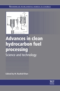 Cover image for Advances in Clean Hydrocarbon Fuel Processing