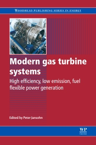 Modern Gas Turbine Systems - 1st Edition - ISBN: 9781845697280, 9780857096067
