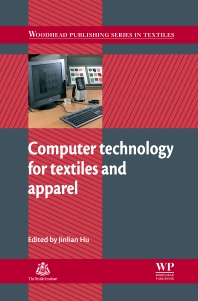 Cover image for Computer Technology for Textiles and Apparel