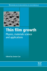 Cover image for Thin Film Growth