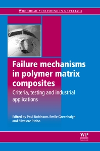 Cover image for Failure Mechanisms in Polymer Matrix Composites