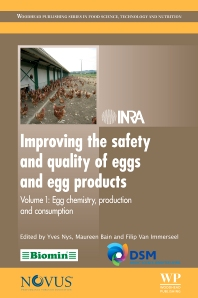 Improving the Safety and Quality of Eggs and Egg Products - 1st Edition - ISBN: 9781845697549, 9780857093912
