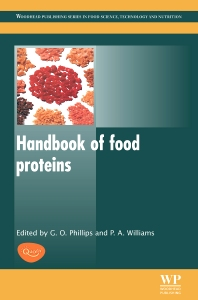 Cover image for Handbook of Food Proteins