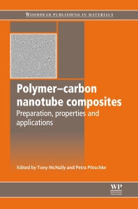 Cover image for Polymer-Carbon Nanotube Composites